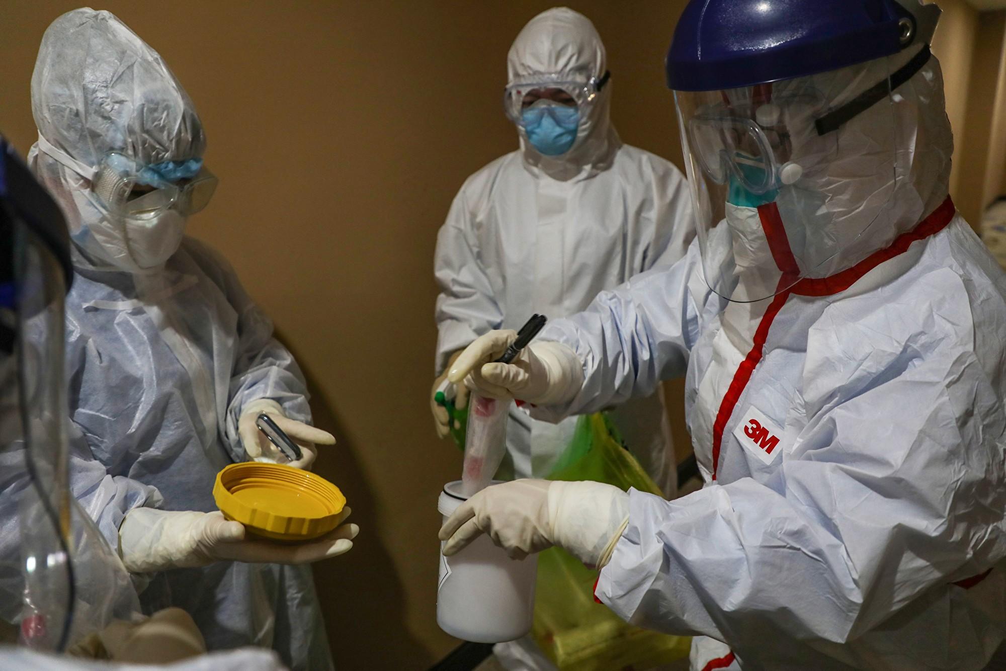 全球首例雙重感染者 冰島現40種變異病毒