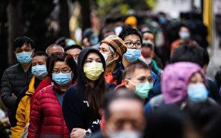 武漢肺炎和美國流感究竟有何區別? (ANTHONY WALLACE/AFP via Getty Images)