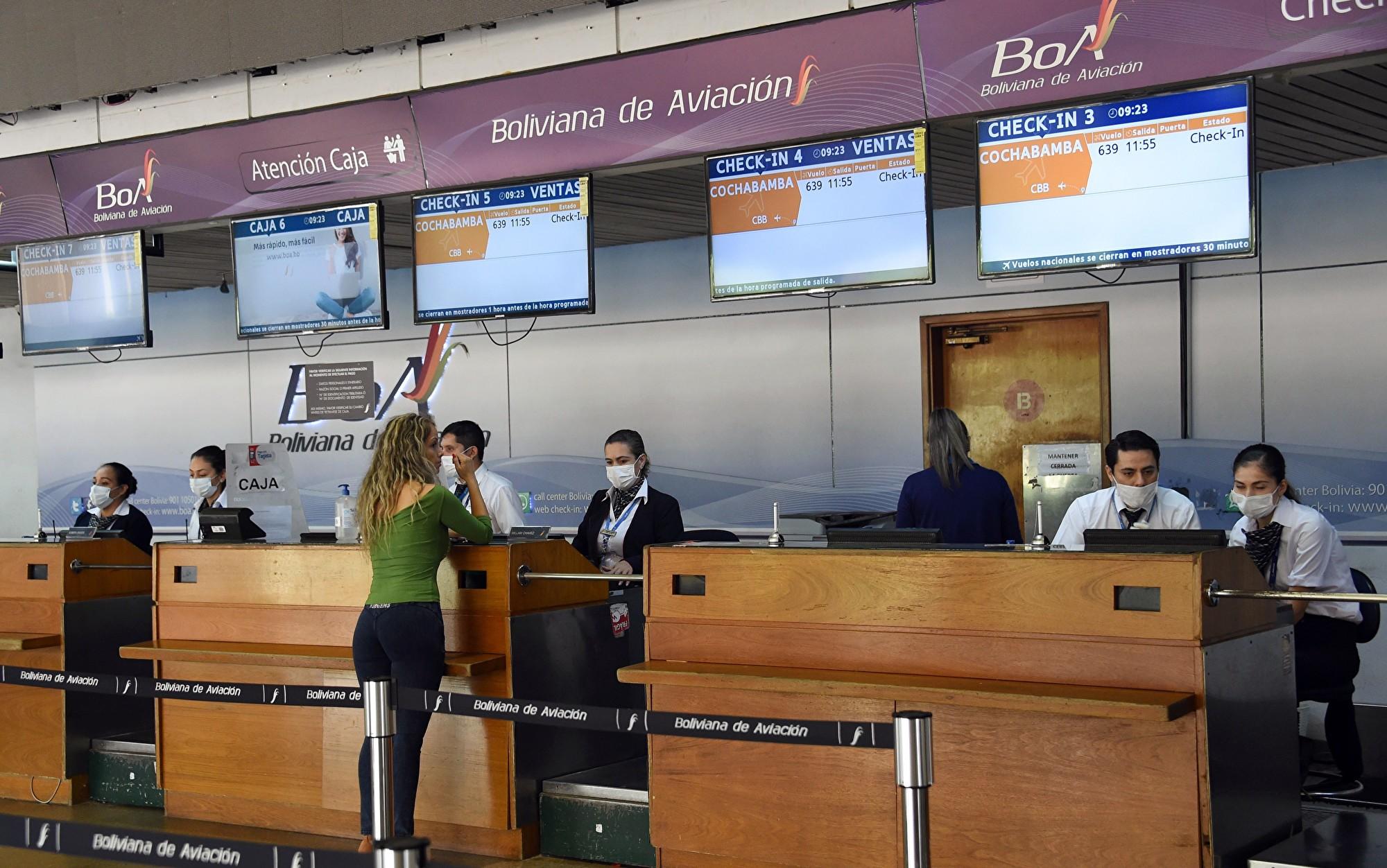 為了防範武漢肺炎,各國紛紛停飛往返中國的航班。(AIZAR RALDES/AFP)