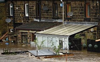 席亞拉風暴英國 兩人死亡