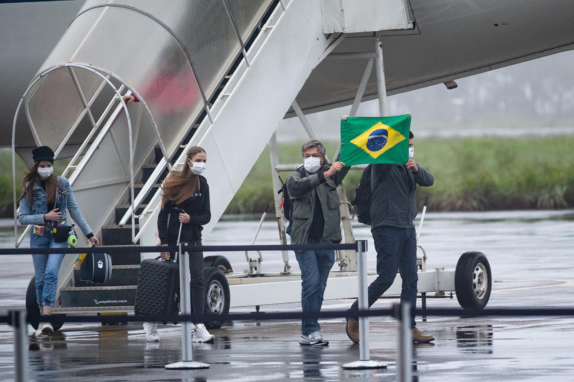 巴西男子確診中共肺炎 拉丁美洲首例