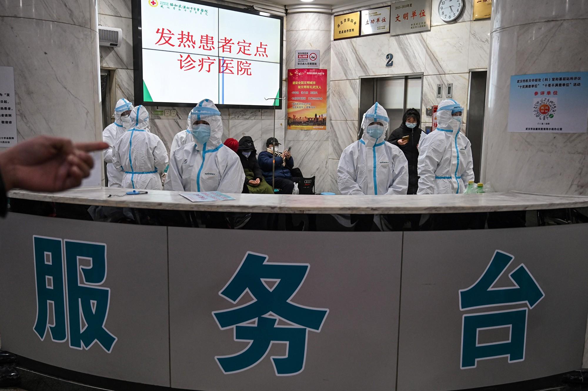 維權律師:武漢疫情是中共體制導致的人禍