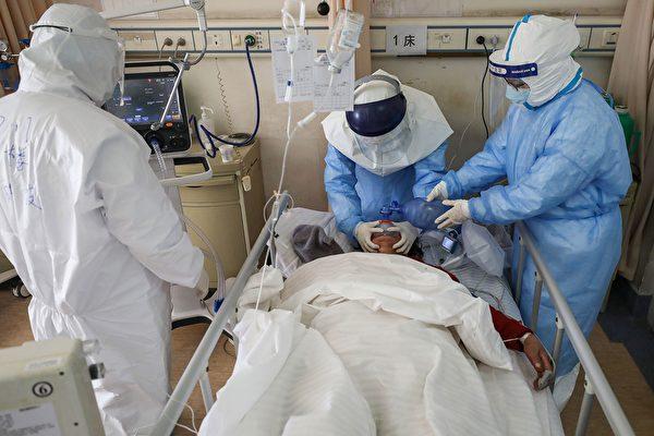 中共肺炎病患痛苦死亡過程曝光 窒息-掙扎-斷氣