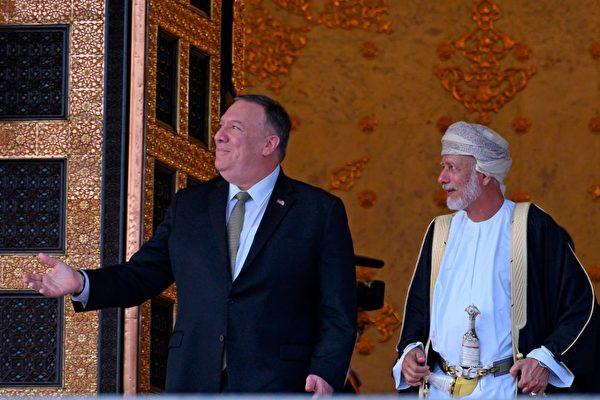 蓬佩奧:有望2月末與塔利班簽署和平協議