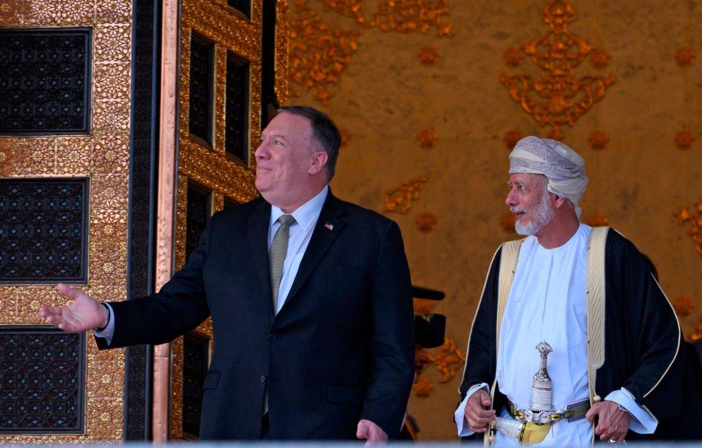 蓬佩奧:有望二月末與塔利班簽署和平協議