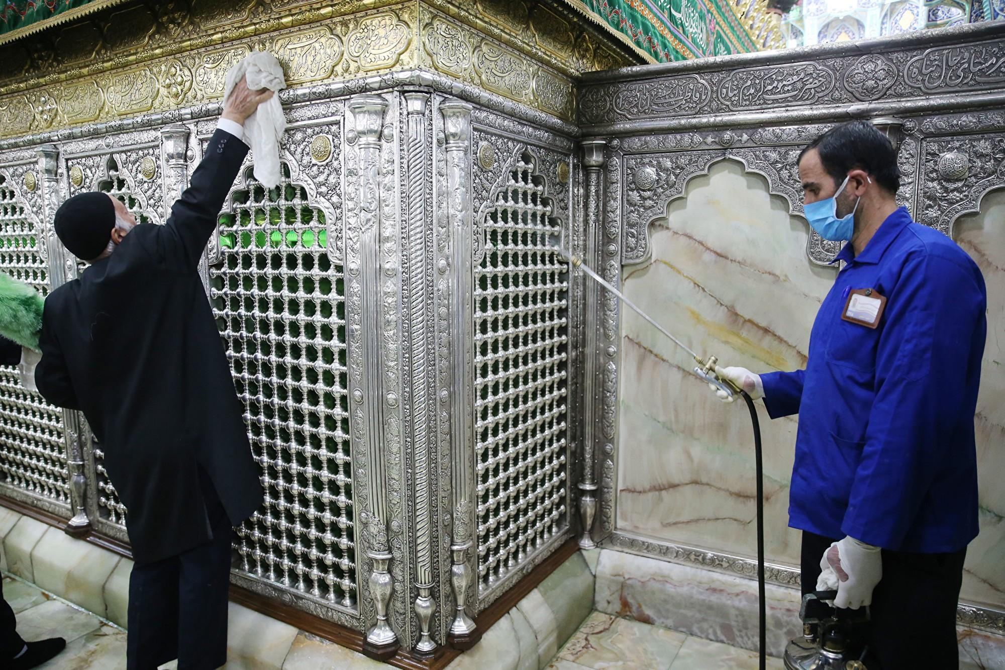 中共肺炎 伊朗確診九十五例十六死 衛生副部長染病