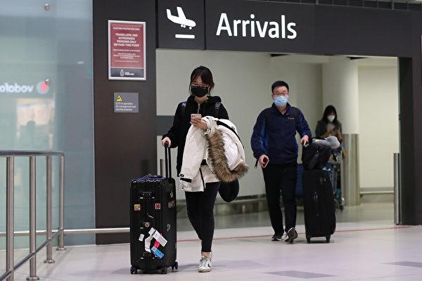 西澳應對中共病毒升級 禁止出國旅行