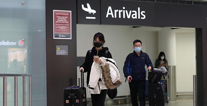 海外旅客申報表將改成電子版 可用手機填寫
