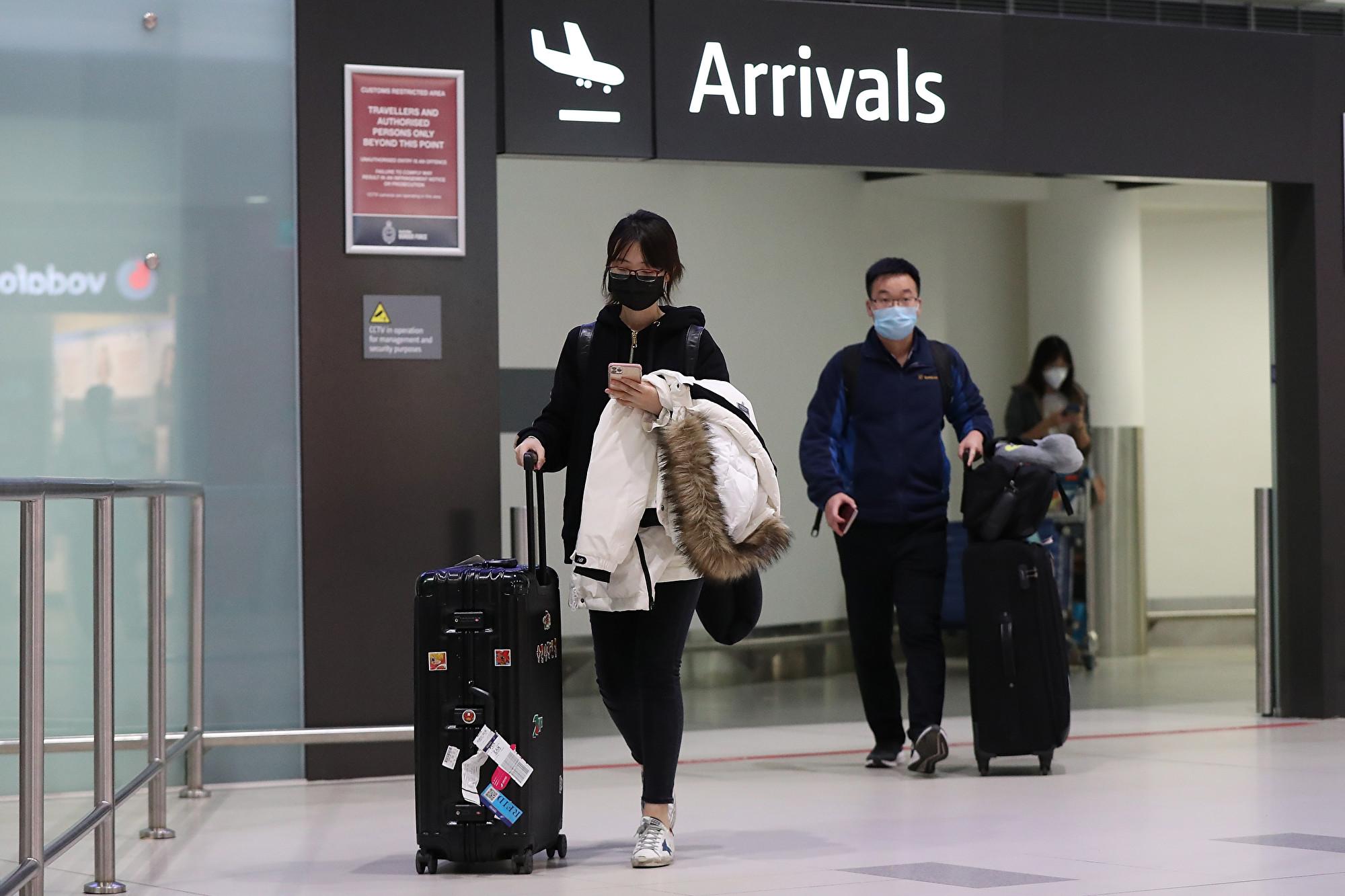 中共肺炎疫情當前 該如何規劃旅行計劃 專家支招