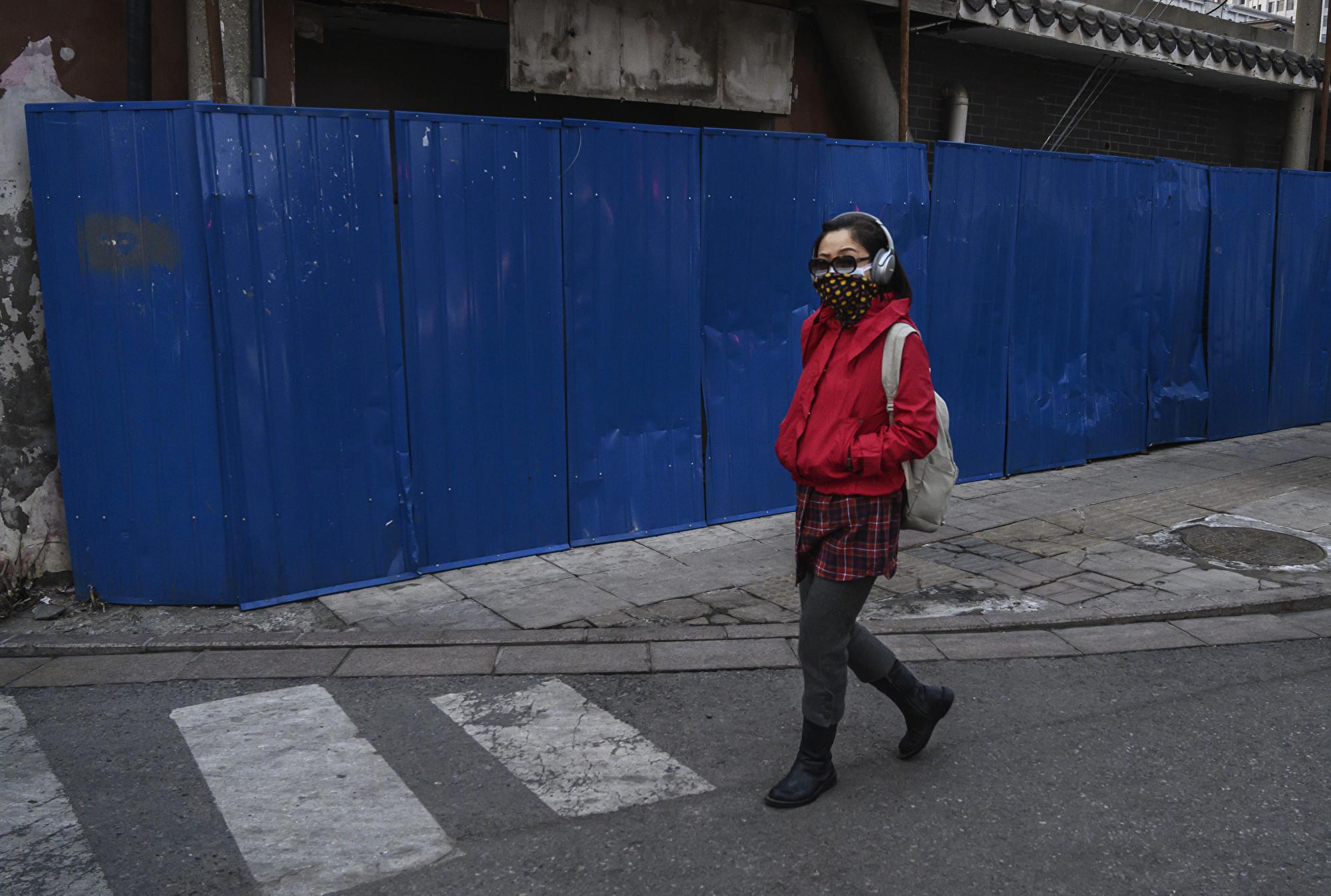【一線採訪】北京嚴堵巷弄胡同 仍存隱患