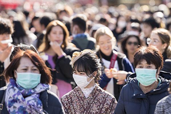 确诊中共肺炎前无症状 日本出现首例