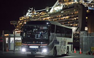 日本承認:鑽石公主號23人未檢測病毒即下船