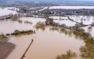 英国洪水频发 应避免在低洼处建新房