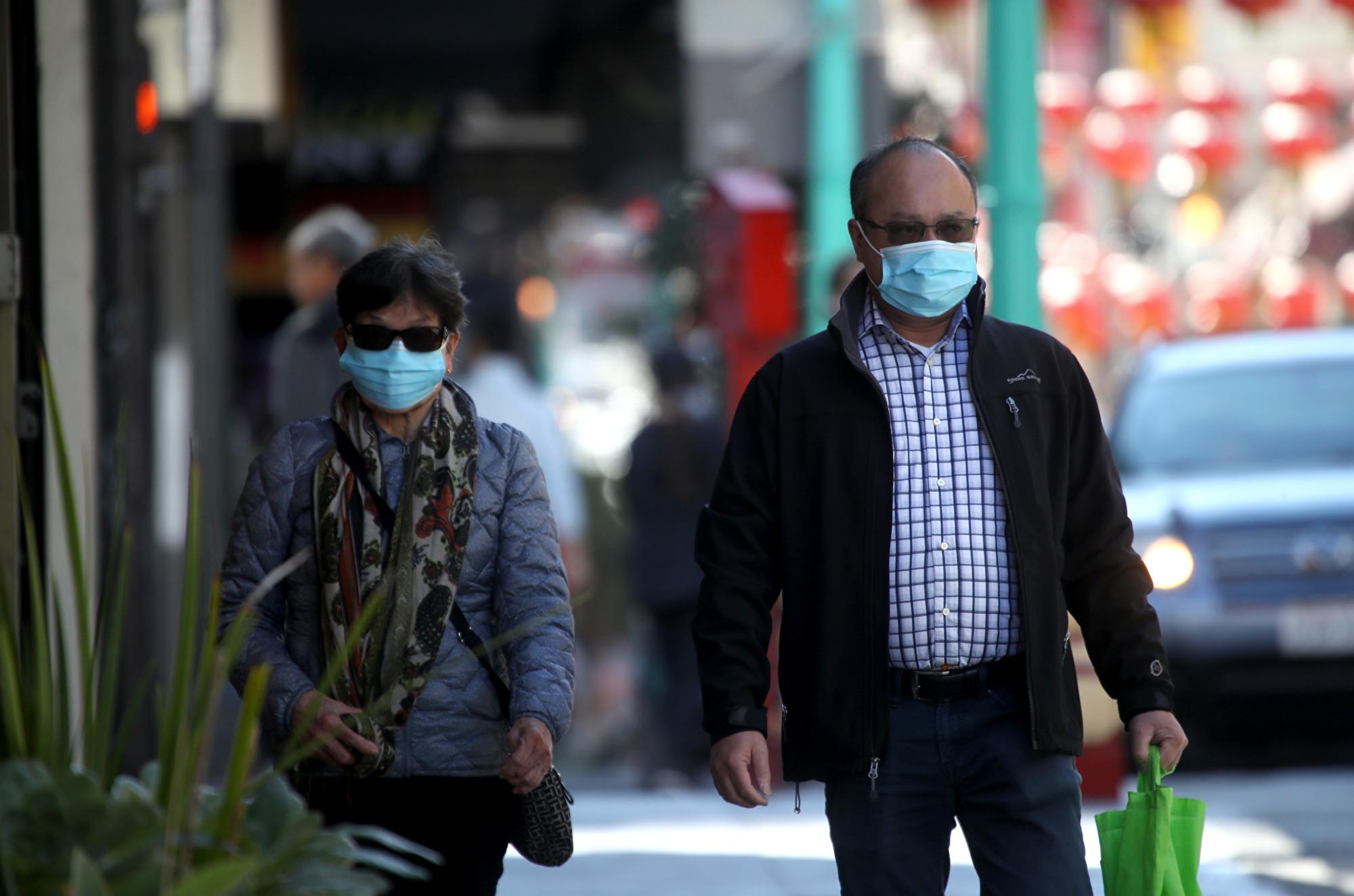 加州女士感染中共病毒 重病住院11天才確診