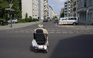 90歲老人駕代步車撞倒老鄰居 揚長而去事後「不記得」