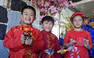 祭祖送紅包 越裔社區也過大年