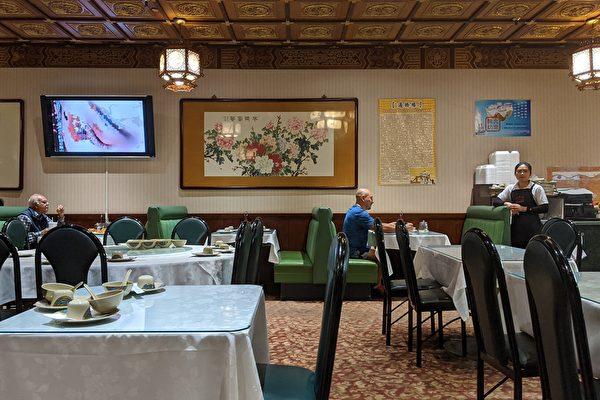 受疫情影響中餐廳冷清 日本料理正夯