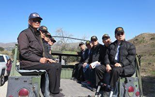 橙县退伍军人墓地新址发布 请老兵参观