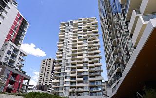 公寓房激增 悉尼部分区租金下降近四分之一