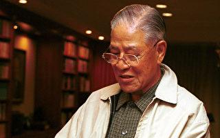 98歲高齡的台灣前總統李登輝日前因嗆到而住院,高齡者如何避免嗆到?(Koichi Kamoshida/Liaison)