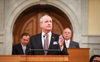 州长墨菲发布409亿元新年度预算