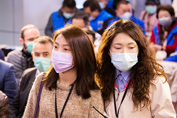 台灣現醫院內感染 專家:恐成疫情爆發源頭