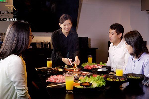 城北洞 韓國烤肉店 入駐亞凱迪亞