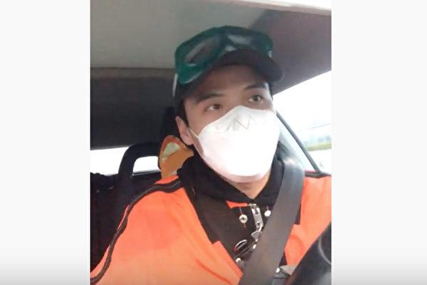 從央視辭職 公民記者李澤華武漢遭國安抓捕