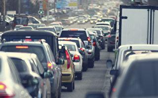 交通擁堵排名 溫哥華居加國首位