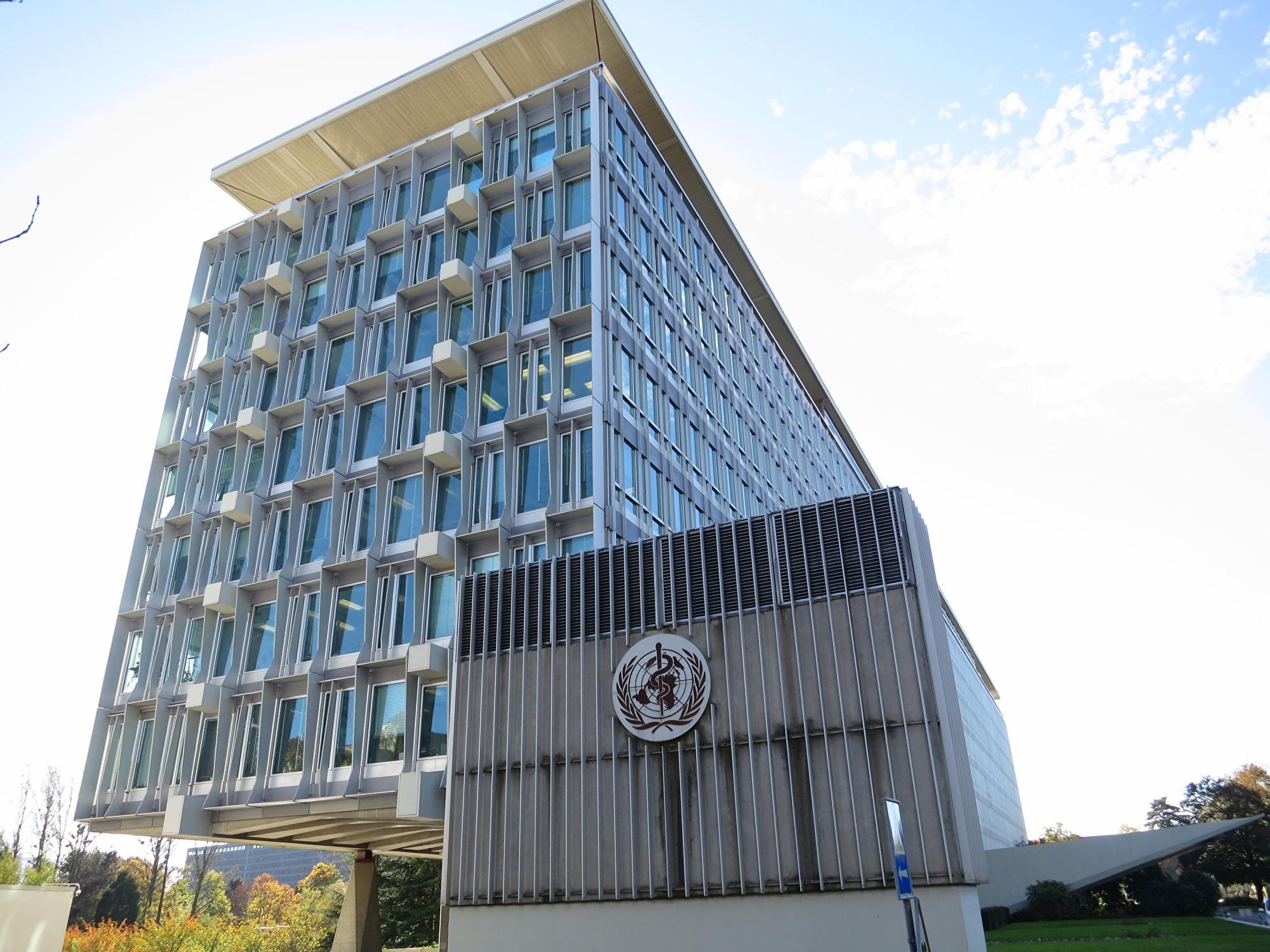 美國會議員推文支持台灣 抨擊世衛阻台參與