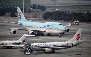 受疫情衝擊 七成中國民航客機被迫停飛