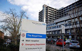 武漢肺炎 英國發現首例病毒來源不明患者