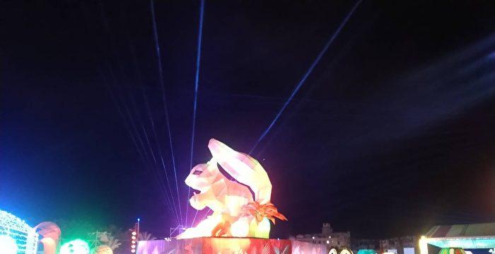 花蓮太平洋燈會圓滿落幕 逾百萬人次參訪