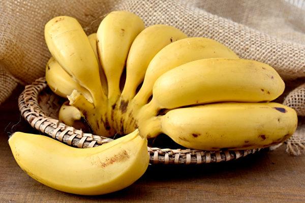香蕉是最便宜營養品 減肥助排便 3類人不宜吃