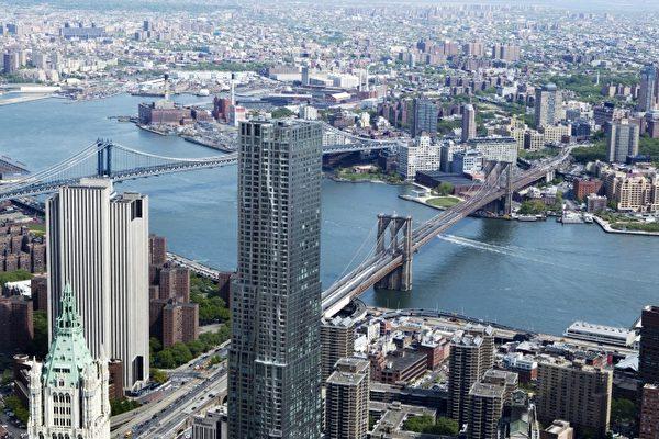 疫情下 四大科技公司湧入曼哈頓