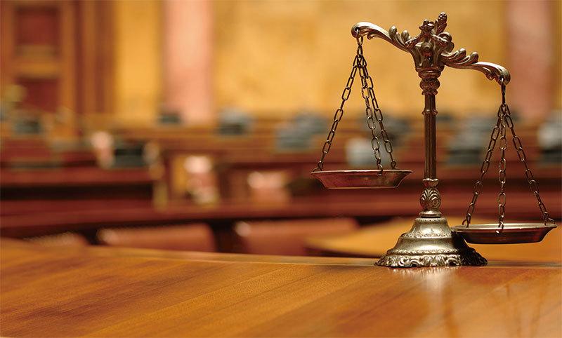 大陸律師在法庭上為法輪功學員所做的無罪辯護逾千場。(明慧網)