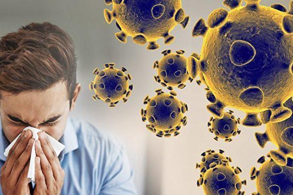 美國累計2795例武漢肺炎病例(FDA網站)
