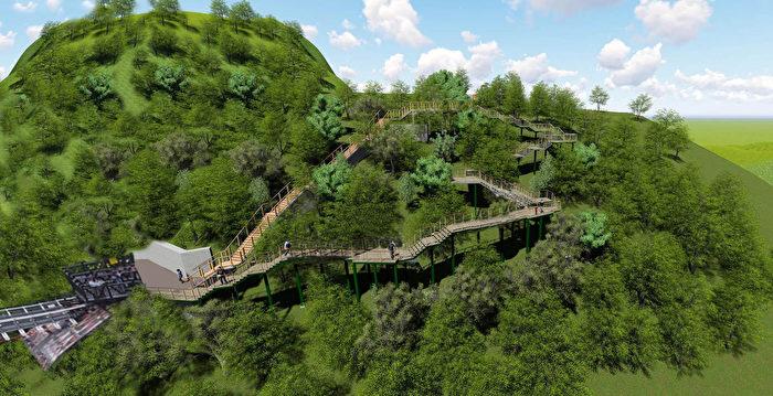 打造友善步行空間 山川琉璃吊橋18日封閉改建