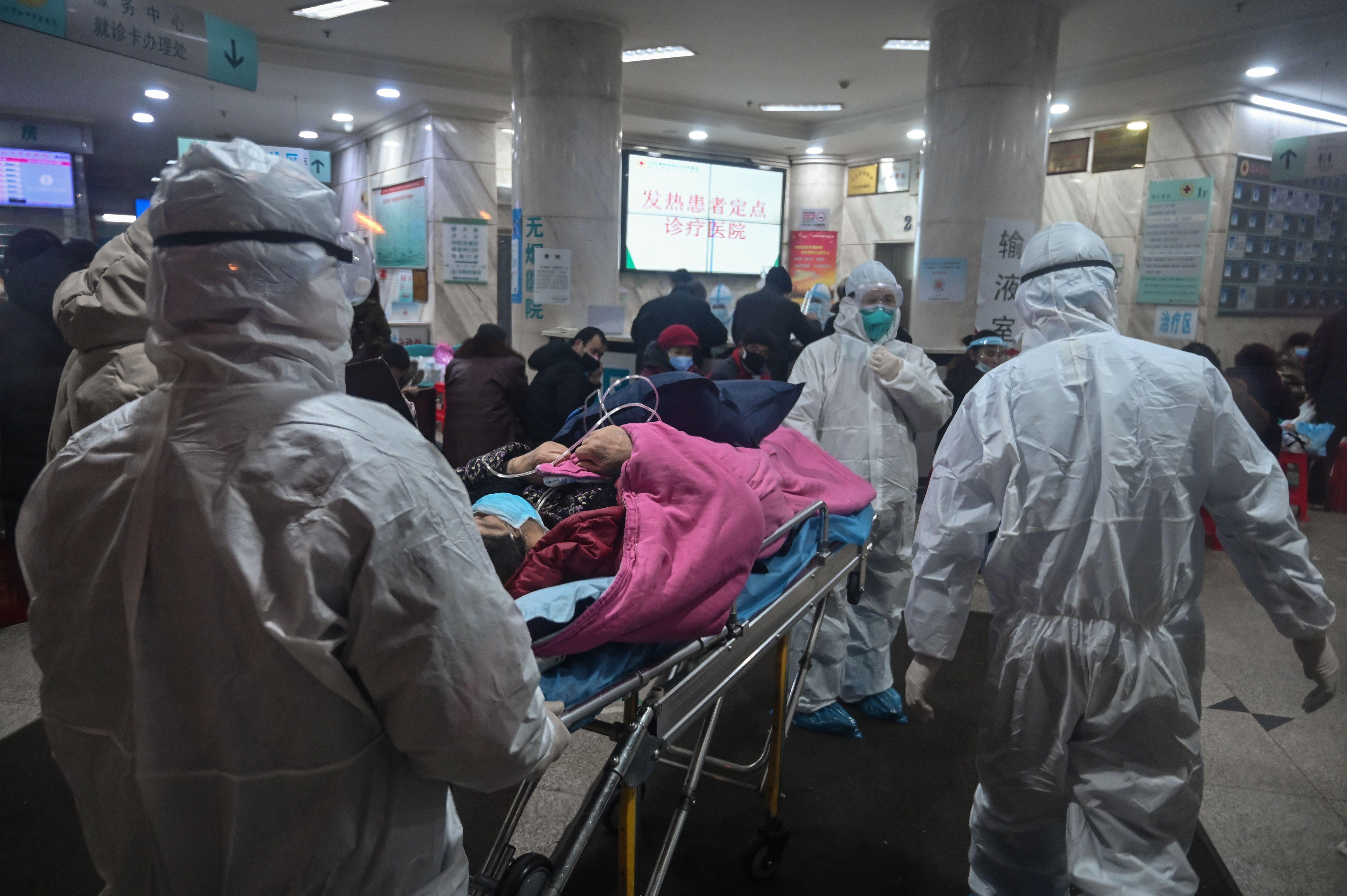 父染中共肺炎 陸民:醫院不給治療要他回家