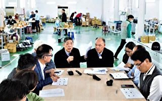 助攻口罩產能 台灣工具機大廠組建國家隊