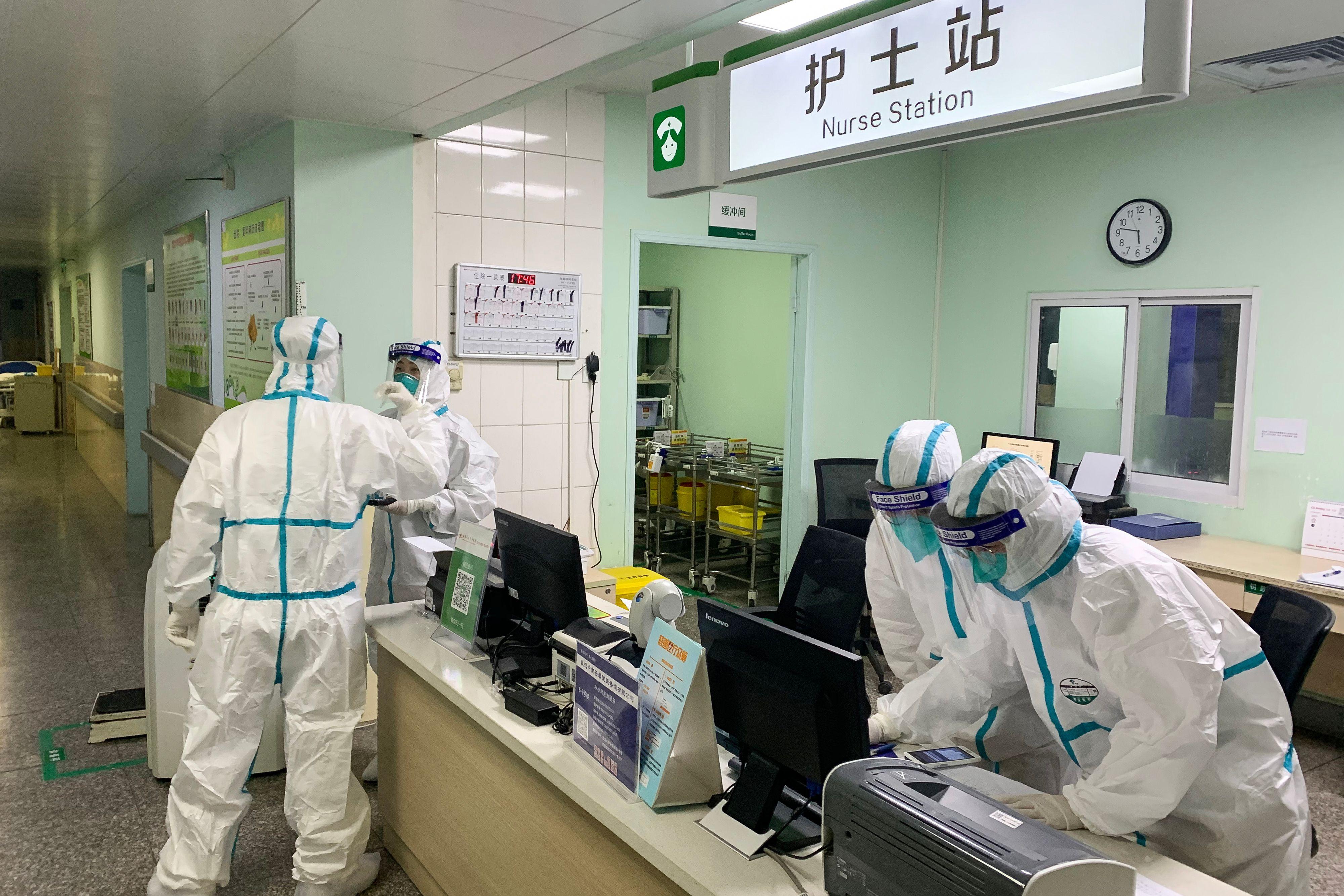 武漢全民核酸檢測「試劑大餅」被多家機構瓜分