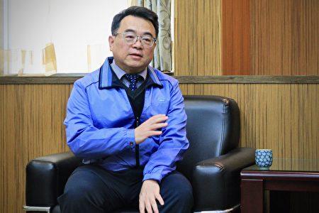 徐永鸿感谢县长公开严谨取才。