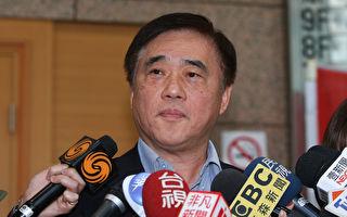 郝龍斌:核心價值 讓國民黨有別於他黨