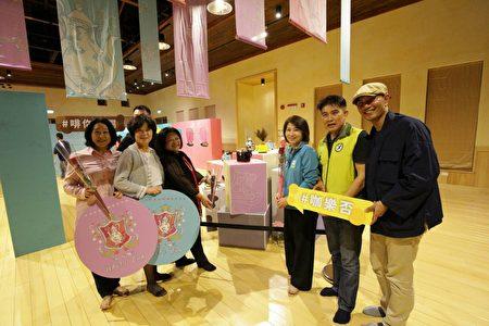 屏东演武场咖啡杯特展2月14日情人节浪漫开展。