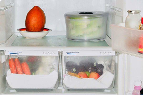 如何管理冰箱,避免食物滋生細菌、過期腐敗?(Shutterstock)
