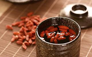 枸杞子是护眼的好食物,有滋肾补肝、养血明目的功效。(Shutterstock)