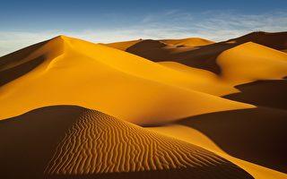 研究:沙丘之间也有联系