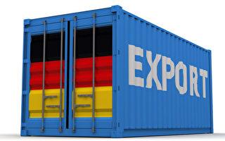 德國貿易順差再度排名全球第一