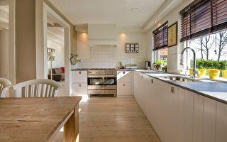 新手常犯的5個廚房裝修錯誤