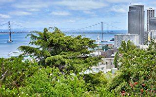 去年底旧金山中位价 超越圣马刁县